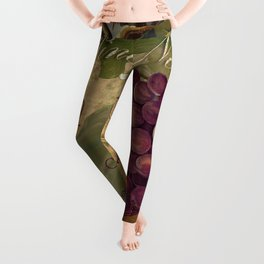 Wines of France Pinot Noir Leggings