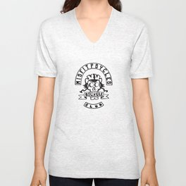 Misfit Psycles Bicycle Club Unisex V-Neck