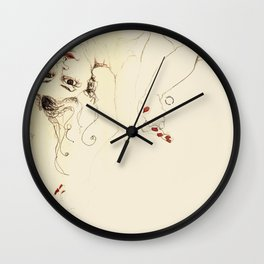 desnudas Wall Clock