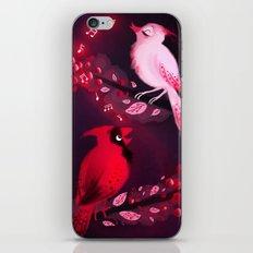 Cardinal Song iPhone & iPod Skin