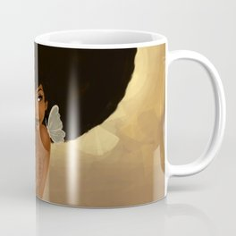Fro and Butterflies Coffee Mug