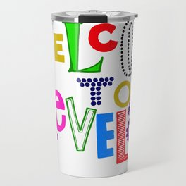 Welcome to Cleveland Travel Mug