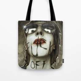 Born Villain Tote Bag