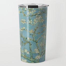 Van Gogh Almond Blossoms Travel Mug