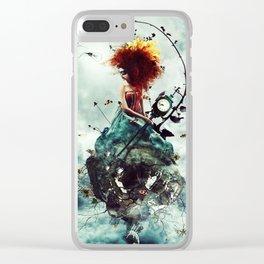 Delirium Clear iPhone Case