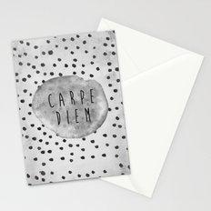CARPE DIEM  Stationery Cards