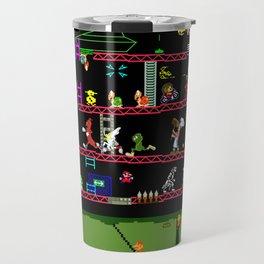 Retro Game Classics Travel Mug