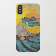 Yellow Sky Slim Case iPhone X