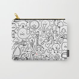 Party Animals Carry-All Pouch