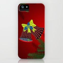 Christmas Bells iPhone Case