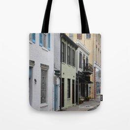 Savannah Street Tote Bag