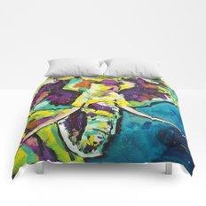 Elmer the Elephant Comforters