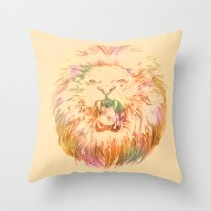 Revenge colour version Throw Pillow