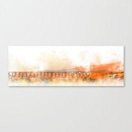 ribblehead-viaduct Canvas Print