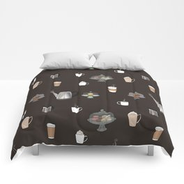Coffee Shop Comforters