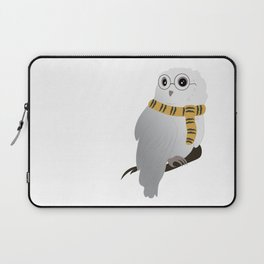 Hufflepuff Hedwig Laptop Sleeve