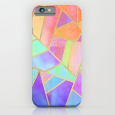 Rainbow Stone Slim Case iPhone 6s