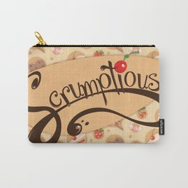 Scrumptious! Carry-All Pouch