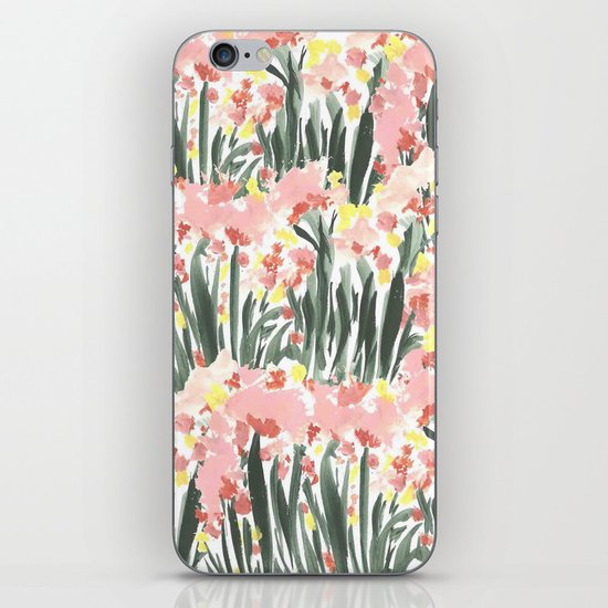 Ugly Garden iPhone Skin