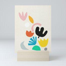 Floral Explosion Mini Art Print
