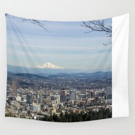 Mt. Hood Wall Tapestry