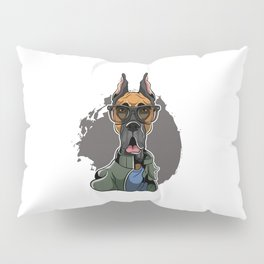 Great Dane Pillow Sham