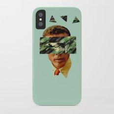 Jungle Fever Slim Case iPhone X