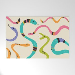 Snakes Welcome Mat