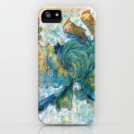 come with me iPhone Case