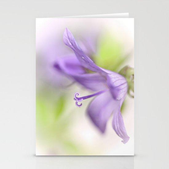 Dreamy flowers... Stationery Cards