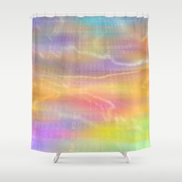 Happy times Shower Curtain