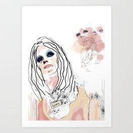 Hope, 2011 Art Print