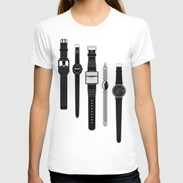 Watching V2. T-shirt