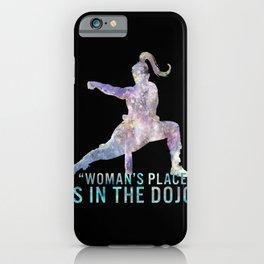 In The Dojo iPhone Case