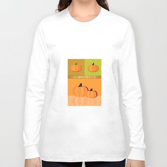 Pumpkins Time Long Sleeve T-shirt