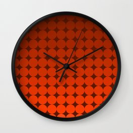 Redd Circles Wall Clock