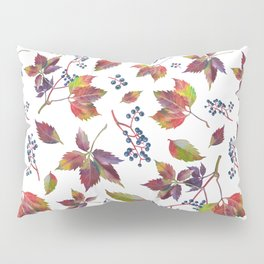 Autumn Grapes Pillow Sham