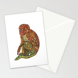 The Monkey Stationery Cards