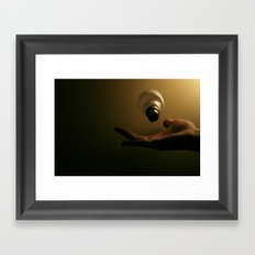 Bright Idea Framed Art Print
