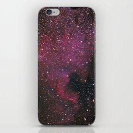 The North American Nebula iPhone Skin