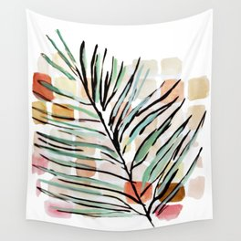 Darling, Through This Way: Under The Leaves Wall Tapestry