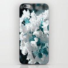 Popcorn flowers iPhone & iPod Skin