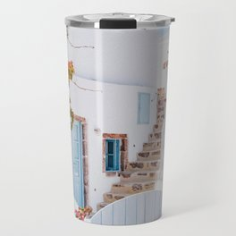 santorini iv Travel Mug