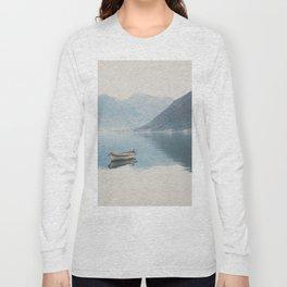 boat reflections ... Long Sleeve T-shirt