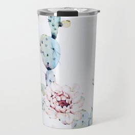 Fresh Cactus II Travel Mug