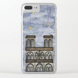 The Hunchback of Notre-Dame Clear iPhone Case