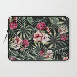 Tropical leave pattern 11.1 Laptop Sleeve