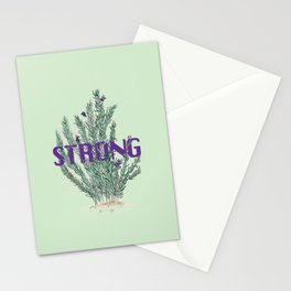 Rosemary by Kim Hoang Stationery Cards