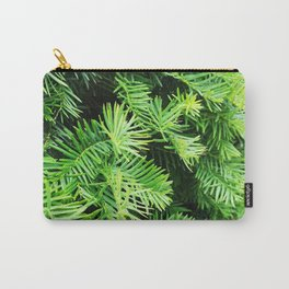 Green pine Carry-All Pouch