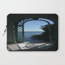 From Vizcaya Laptop Sleeve